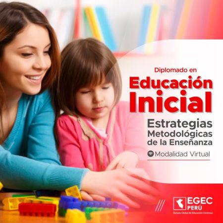 Diplomado en Educación Inicial